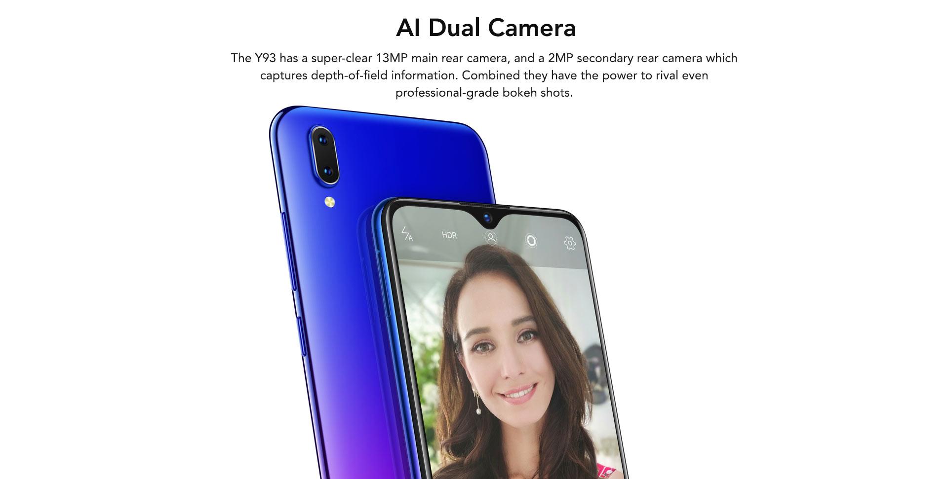 Vivo Y93 Best Camera Phone